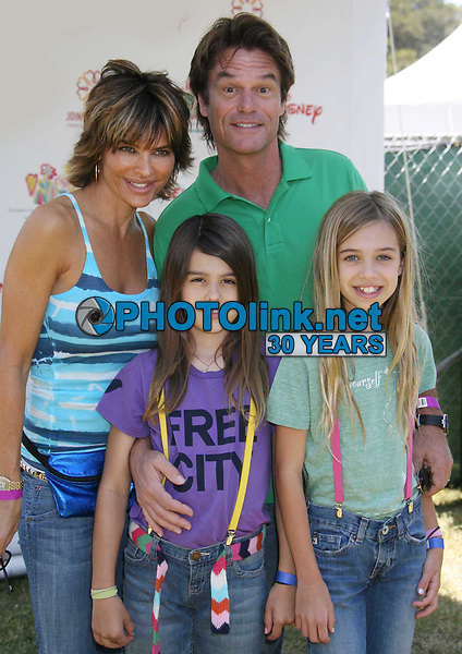 Lisa Rinna Harry Hamlin, 6-7-2009<br /> Photo by Nick Sherwood-PHOTOlink