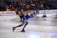 SPEEDSKATING: CALGARY: Olympic Oval, 02-03-2019, ISU World Allround Speed Skating Championships, 5000m Men, Danila Semerikov (RUS), ©Fotopersburo Martin de Jong