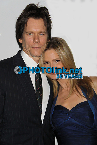 Kyra Sedgwick & Kevin Bacon, 11-10-2008 Photo by Adam Scull-PHOTOlink.net