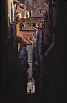 Croatia, Dubrovnik, Venetian architecture, red tiled roofs, street scene, UNESCO World Heritage Site, Dalmatian Coast, Adriatic Sea, Europe,.