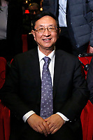 Chinese Minister of Culture and Tourism Luo Shugang <br /> Rome January 21st 2020. Inauguration of the Italy-China year of culture and tourism.<br /> Foto Samantha Zucchi Insidefoto