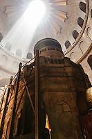 Israel, Jerusalem,church of holy Sepulcher,