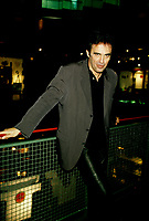 FILE PHOTO : Jean-Patrick Capdeveille album launch at the LUX in Montreal, Canada, March 1993 (exact date unknown)<br /> <br /> PHOTO : Pierre Roussel - Agence Quebec presse