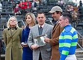 2013 Colonial Cup - undercard trophy presenation