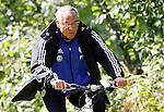 19.07.2011, Bad Kleinkirchheim, AUT, Fussball Trainingscamp VFL Wolfsburg, im Bild Trainer Felix Magath , EXPA Pictures © 2011, PhotoCredit: EXPA/Oskar Hoeher