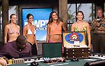 The money presentation employeed the use of some Club Med girls.