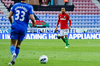 Tuesday, 7 May 2013<br /> <br /> Pictured: Paul Scharner of Wigan Athletic and Jonathan de Guzm?n of Swansea City <br /> <br /> Re: Barclays Premier League Wigan Athletic v Swansea City FC  at the DW Stadium, Wigan