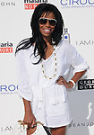 Jill marie Jones at The White Party presented by P-Diddy ,Ashton Kutcher & Malaria No More held at  private Estate in Cold Water Canyon, California on July 04,2009                                                                   Copyright 2009 Debbie VanStory / RockinExposures