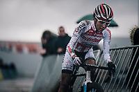 Ceylin Del Carmen Alvarado (NED/Corendon-Circus)<br /> <br /> Superprestige cyclocross Hoogstraten 2019 (BEL)<br /> Women's Race<br /> <br /> ©kramon