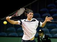17-2-08, Netherlands, Rotterdam, ABNAMROWTT, final round qualifying,     Jasper Smit