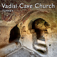Pictures & images of Vadisi Cave Monastery, Ihlara Valley, Guzelyurt, Turkey-