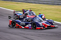 8th July 2021, Monza, Italy;   03 McGuire James usa, Tappy Duncan gbr, Bentley Andrew gbr, United Autosports, Ligier JS P320 - Nissan during the 2021 4 Hours of Monza practise before the  4th round of the 2021 European Le Mans Series