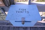Fish Tickets Box