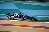 22 TSUNODA Yuki (jap), Scuderia AlphaTauri Honda AT02, action during Formula 1 Gulf Air Bahrain Grand Prix 2021 from March 26 to 28, 2021 on the Bahrain International Circuit, in Sakhir, Bahrain <br /> 26/03/2021 <br /> Formula 1 Gp Bahrein <br /> Photo DPPI/Panoramic/Insidefoto <br /> Italy Only <br /> 26/03/2021 <br /> Formula 1 Gp Bahrein <br /> Photo DPPI/Panoramic/Insidefoto <br /> Italy Only