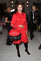 Jasmine Guinness<br /> at the Jasper Conran SS18 Show as part of London Fashion Week, London<br /> <br /> <br /> ©Ash Knotek  D3308  16/09/2017