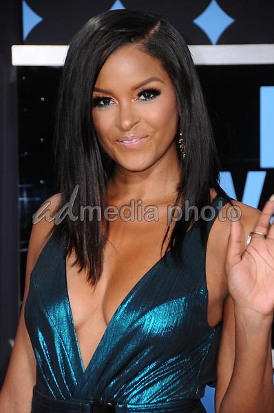 25 June 2017 - Los Angeles, California - Claudia Jordan. 2017 BET Awards held at the Microsoft Square in Los Angeles. Photo Credit: Birdie Thompson/AdMedia
