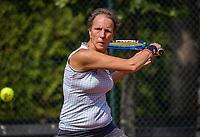 Etten-Leur, The Netherlands, August 26, 2017,  TC Etten, NVK, Sylvia Lievers-Kronenburg (NED)<br /> Photo: Tennisimages/Henk Koster