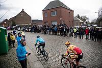 cheered on<br /> <br /> 72nd Kuurne-Brussel-Kuurne 2020 (1.Pro)<br /> Kuurne to Kuurne (BEL): 201km<br /> <br /> ©kramon