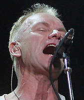 Sting  08-03-07 Photo By John Barrett/PHOTOlink