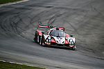 Jackie Chan DC Racing, #1 Ligier JSP3, driven by David Cheng, Pu Jun Jin and James Winslow in action during the Free Practice 1 of the 2016-2017 Asian Le Mans Series Round 1 at Zhuhai Circuit on 29 October 2016, Zhuhai, China.  Photo by Marcio Machado / Power Sport Images