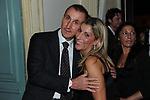 ANDREA E DOMITILLA MESCHINI<br /> PARTY DI PAOLO PAZZAGLIA<br /> PALAZZO FERRAJOLI ROMA 2010