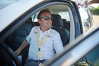 Lotto-Belisol DS Mario Aerts<br /> <br /> Tour de France 2013<br /> stage 13: Tours to Saint-Amand-Montrond, 173km