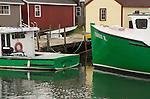 Eastern Passage Nova Scotia lobster boats