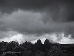 Monsoon Storm over Sedona