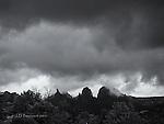 Monsoon Storm over Sedona