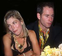 John McEnroe Tatum O'Neal 1992<br /> Photo By John Barrett/PHOTOlink
