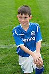 St Johnstone FC Academy Under 12's<br /> Mitchell Findlay<br /> Picture by Graeme Hart.<br /> Copyright Perthshire Picture Agency<br /> Tel: 01738 623350  Mobile: 07990 594431