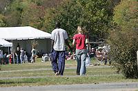 Couples in love in Albemarle, VA.  Credit Image: © Andrew Shurtleff
