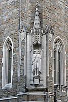 The Washington Memorial Chapel at Valley Forge National Historical Park, Pennsylvania, USA