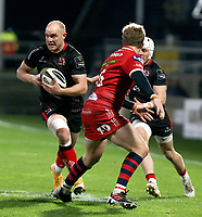 Sunday 22nd November 2020 | Ulster vs Scarlets<br /> <br /> Matt Faddes during the Guinness PRO14 Round 7 clash between Ulster Rugby and Scarlets at Kingspan Stadium, Ravenhill Park, Belfast, Northern Ireland. Photo by John Dickson / Dicksondigital
