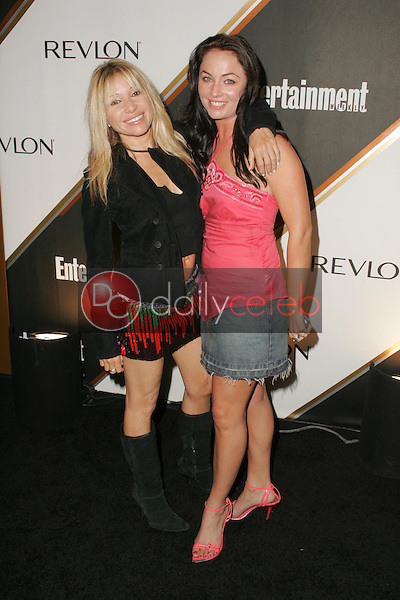 Elizabeth Daily and Lindsey Labrum<br />at the Third Annual Entertainment Weekly Pre-Emmy Party. Cabana Club, Hollywood, CA. 09-17-05<br />Dave Edwards/DailyCeleb.Com 818-249-4998