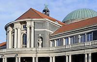 Universität Hamburg, Hauptgebäude von 1911, Edmund-Siemers-Allee,  Hamburg, Deutschland