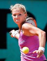 28-5-08, France,Paris, Tennis, Roland Garros, Michaella Krajicek