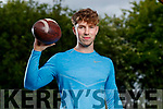 David Shanahan, Castleisland has been offered and accepted a scholarship to play American Football and study next yearin Georgia.