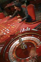 Europe/France/Normandie/14/Calvados/Deauville: le Casino - la roulette