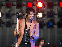 The Strokes at BST Hyde Park - 18/06/2015