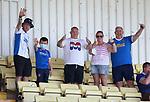17.07.2021 Rangers B v Bo'ness Utd: Rangers fans back in to watch their team
