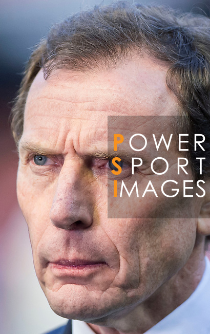 Emilio Butragueno, former player of Real Madrid prior to the  La Liga match between Valencia CF and Real Madrid at the Estadio de Mestalla on 22 February 2017 in Valencia, Spain. Photo by Maria Jose Segovia Carmona / Power Sport Images