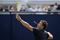 PAT CASH (coach of Alexei Popyrin of Australia) during the Fever-Tree TENNIS Championships at The Queen's Club, London, England on 17 June 2019. Photo by Andy Rowland.