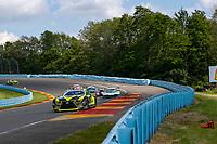 #12: VasserSullivan Lexus RC F GT3, GTD: Frankie Montecalvo, Zach Veach, Robert Megennis