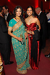 Elizabeth Abraham and Divya Paralkar at the Houston Grand Opera Ball at the Wortham Theater Saturday  April 05,2008. (Dave Rossman/For the Chronicle)