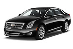2016 Cadillac XTS - 4 Door Sedan Angular Front stock photos of front three quarter view