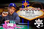 2015 WSOP Event #7: $10,000 Limit 2-7 Triple Draw Lowball Championship
