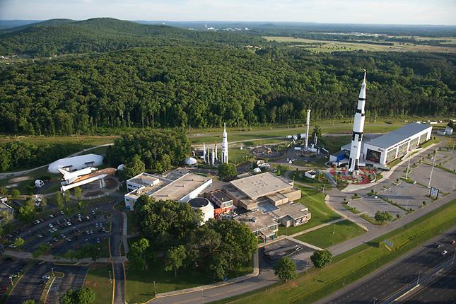 Saturn V Rocket at US Space and Rocket Center