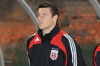 DC United Assistant Coach Mark Simpson Chicago Fire tied DC United 1-1 at  RFK Stadium, Saturday March 28, 2009.
