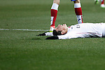 Real Madrid´s James Rodriguez during 2014-15 `Copa del Rey´ Spanish Cup match at Vicente Calderon stadium in Madrid, Spain. January 07, 2015. (ALTERPHOTOS/Victor Blanco)